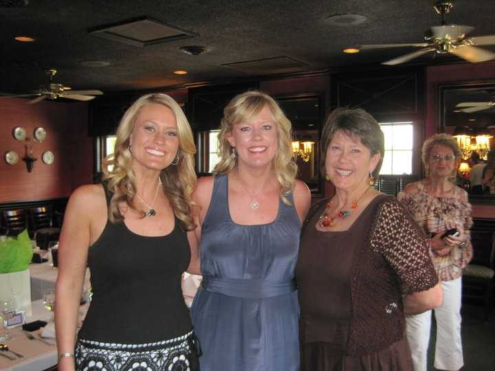 Mandy was Matron Of Honor at her sister's wedding. Very soon Mandy will become an aunt for the first time!!