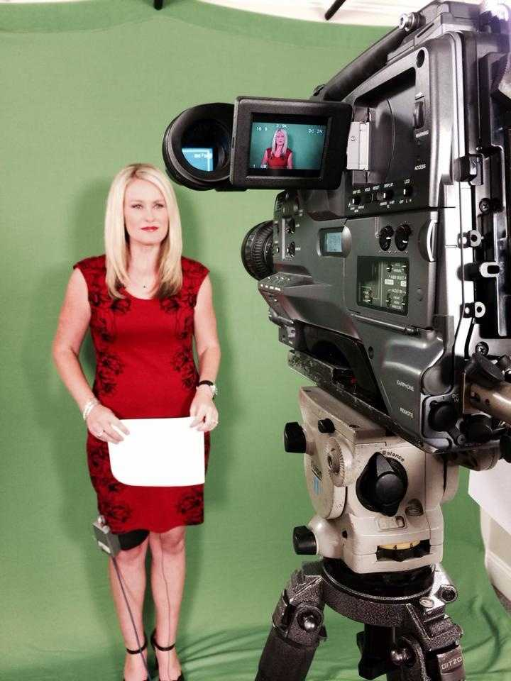 Every now and then we like to tell you a little bit more about the people you see on WYFF News 4. Today we want to share some fun facts about WYFF News 4's Mandy Gaither.