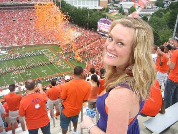 Mandy graduated from Clemson University with a degree in Speech & Communication and has a slight obsession with Tigers football & basketball.