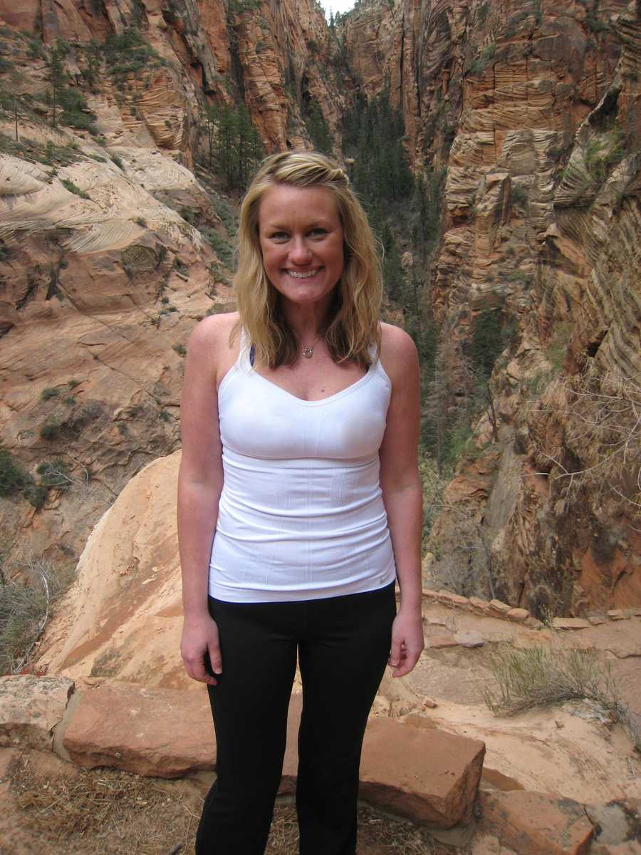 Mandy's favorite place to visit is anywhere out west. She really enjoys the desert and hiking.
