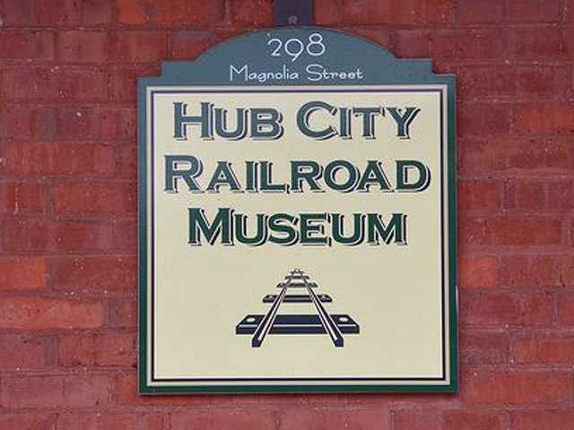 Visit the Hub City Railroad Museum in Spartanburg.  (Mike McCormick)