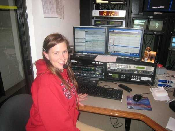 Before Liz became a reporter she was a producer for several years.