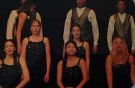 Liz has always been involved in music. She was active in her high school show choir...