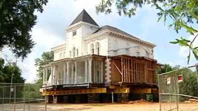 Wilkins House hits road block