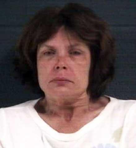 Sarah Barbara McLaughlin: Larceny, forgery, probation violation (Buncombe County)