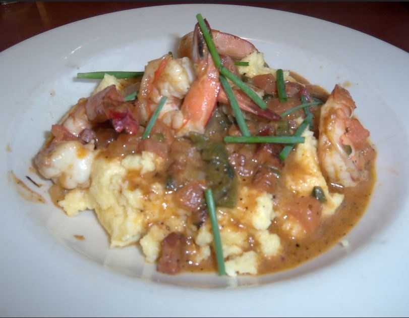 Grits originated with Native Americans who used ground corn, or hominy, as a staple part of their diet and passed it on to colonial settlers. In 1584, Native Americans gave some of their grits to Sir Walter Raleigh, as well as the people who came to live in Jamestown, Va. a few years later.