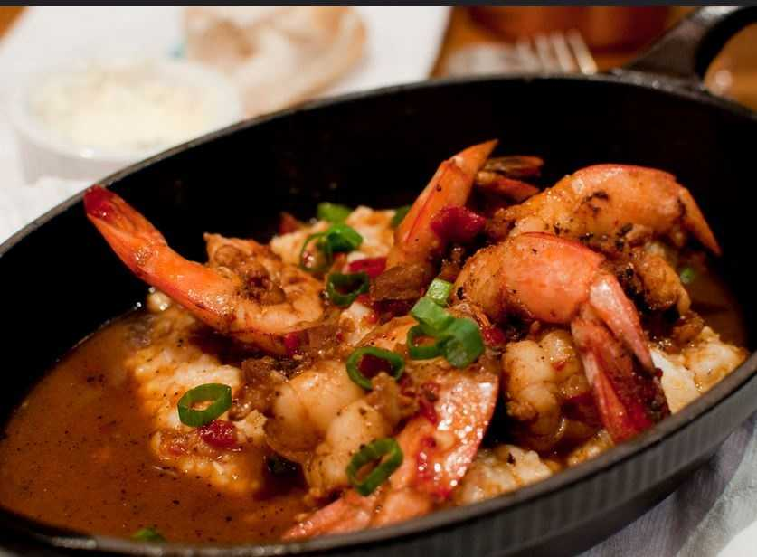 Centuries later, in 1976, grits were declared the official state food of South Carolina. In the past, shrimp and grits was a typical breakfast for many Charleston-area fishermen during the shrimping season, but it is now popular for dinner at even the most upscale restaurants.