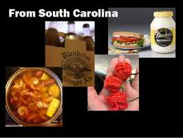 Check out some of the foods, drinks and restaurants that originated in South Carolina, and find out some of the interesting stories behind these favorites.