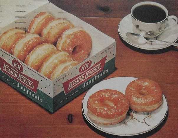 In 1937, Vernon Rudolph bought a secret yeast-raised doughnut recipe from a New Orleans French chef, rented a building in what is now historic Old Salem in Winston-Salem and began selling Krispy Kreme doughnuts to local grocery stores.