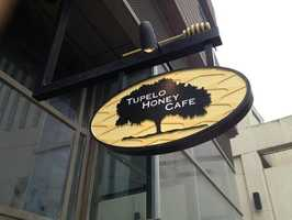 The first Tupelo Honey opened in Asheville in 2000.
