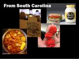 CLICK HERE to check out some of the foods, drinks and restaurants that originated in South Carolina, and find out some of the interesting stories behind these favorites.