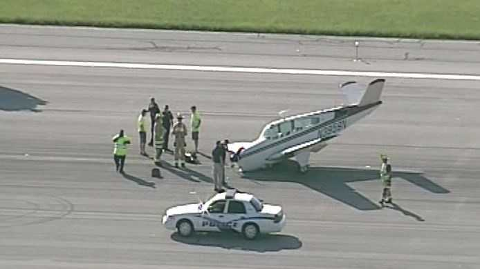 GSP plane crash