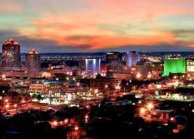 No. 7: Albuquerque, NMTotal Engineers: 6,810 Engineers per 1,000 Employees:18.7