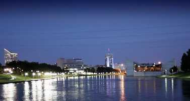 No. 3: Wichita, KSTotal Engineers: 5,870 Engineers per 1,000 Employees: 20.9