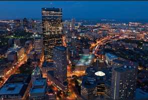 No. 8: Boston-Cambridge-Quincy, MA-NHTotal Engineers: 43,340 Engineers per 1,000 Employees:17.5