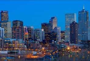 No. 10: Denver-Aurora-Broomfield, COTotal Engineers: 20,910 Engineers per 1,000 Employees:17.0