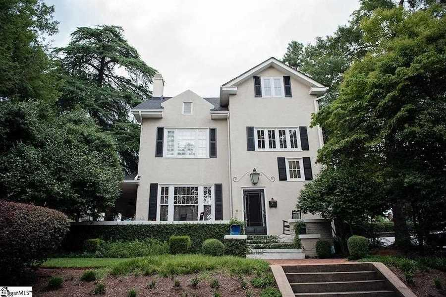 This home in the East Park Historic District is listed for sale on Realtor.com. (Listed by Nick Carlson, Wilson Associates)