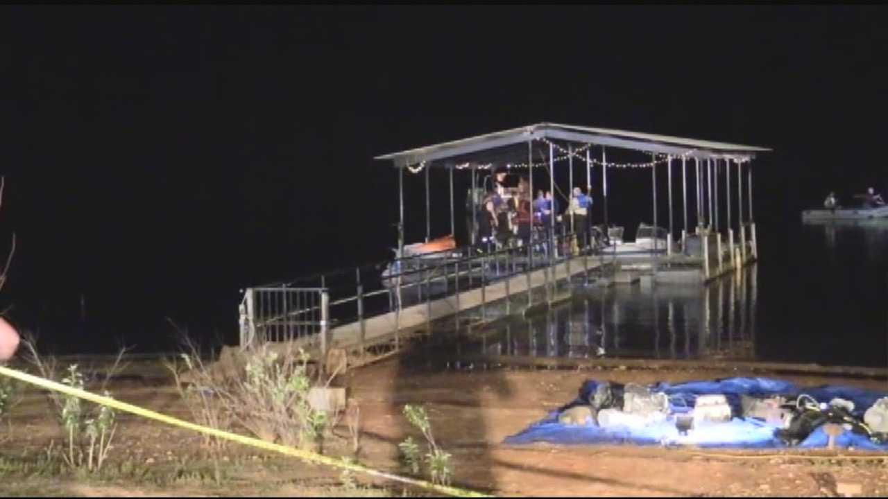 2 children died in Lake Hartwell