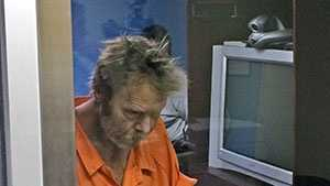 Drew Greene at his bond hearing Monday morning.
