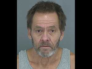 Terry Wayne Linkous: charged with arson