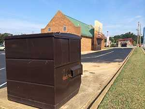 Spartanburg County deputies say Jones parked by the Dumpster to mask the smell of the children's bodies.