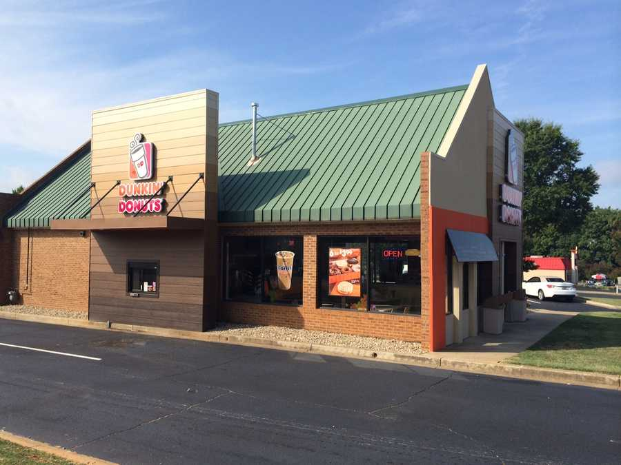 Spartanburg County deputies said Jones stopped at the Dunkin Donuts on Reidville Road in Spartanburg on Labor Day.