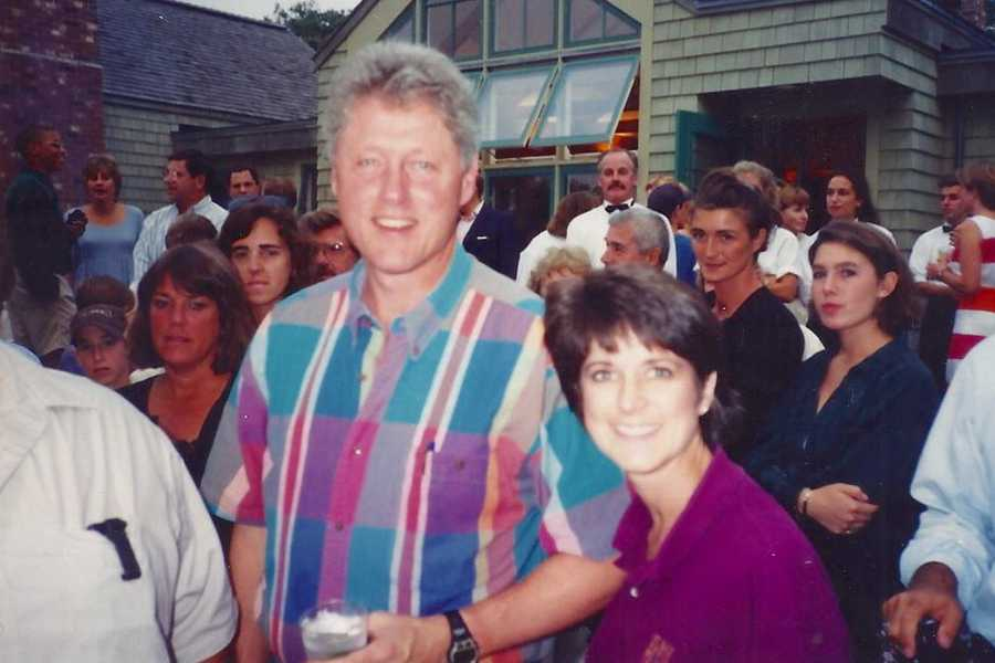 After leaving Mizzou, Stephanie worked at affiliates in Bangor, Maine and Providence, Rhode Island for more than four years. A part of each summer was spent covering the Clinton vacations to Martha's Vineyard.