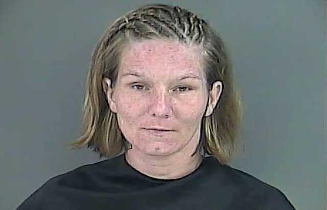 Heather Rene Bratcher, possession of stolen goods