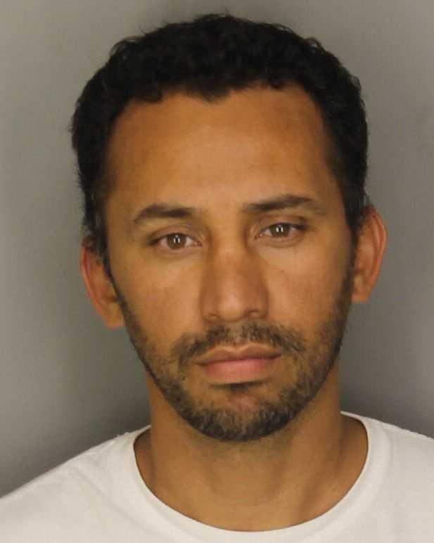 Jose Recinos: charged with soliciting prostitution