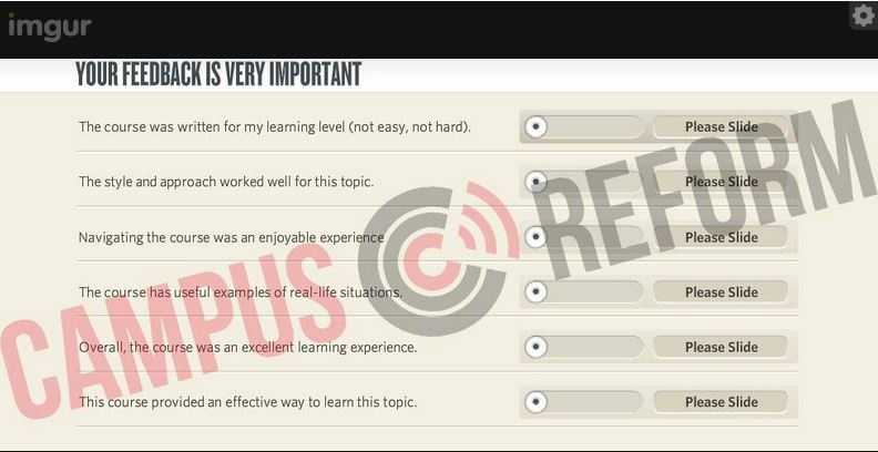 Following criticism from the conservative group, Campus Reform, Clemson University has suspended an online training course that includes a survey in which students are asked about their sex lives. Here are some of the questions including in the training, according to campusreform.org.