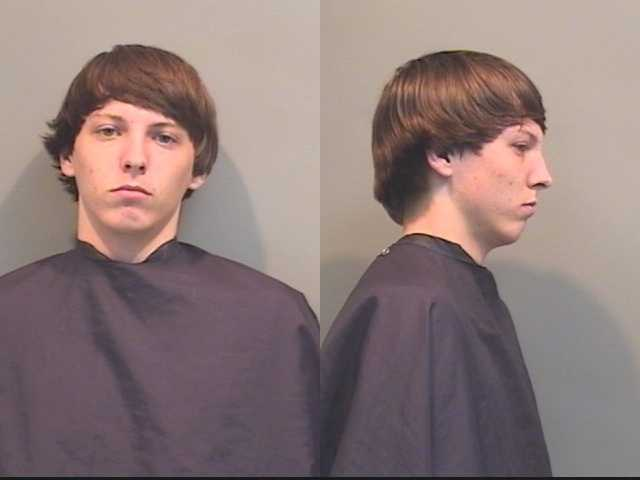 Christopher Gene Wyatt: charged with Dist. Of Synthetic Marijuana