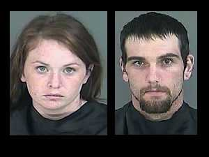 Tracey Harrell, Casey Waddell: Accused of attempted murder