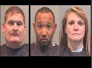 Bradley Reynolds, Clarence Jones, Sonya Stiwinten: Prostitution-related charges