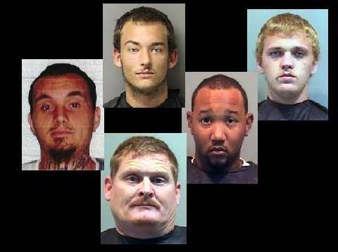 To see mug shots of those arrested and wanted in the Upstate, click here.