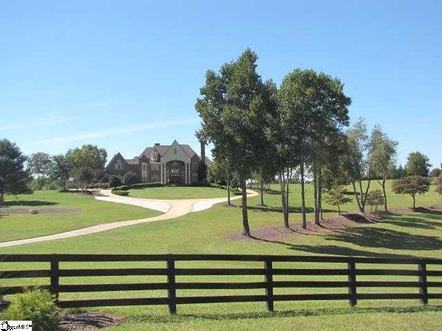 This estate home on more than 9 acres is listed for sale on realtor.com.