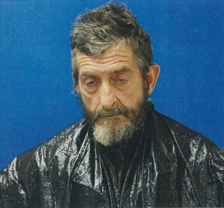Herman Pierce:charged with distribution of meth