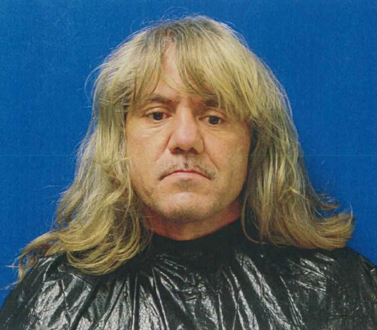 Michael Pierce:charged with distribution of meth