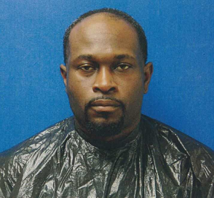 Toney Ray Smith:charged with distribution of meth