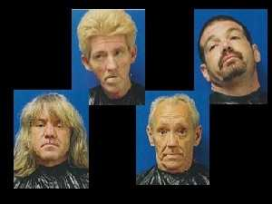 Cherokee County Sheriff's Office Narcotics unit made 20 arrests during a two-day drug roundup and are still looking for one man they say is wanted for distribution of meth. Sheriff Steve Mueller said the roundup came after officers conducted undercover video buys.