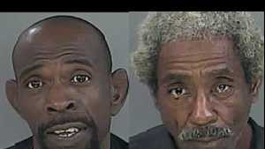 Rodney Gillard, Jason Thompson: Charged with assault and battery