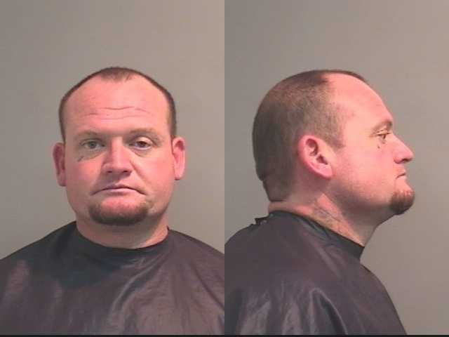 Heath Millwood: Drug-related charges
