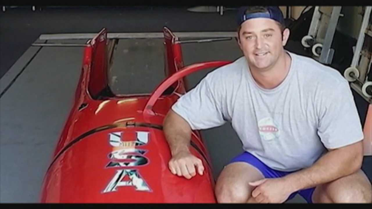 A local firefighter will compete on the US bobsled team.