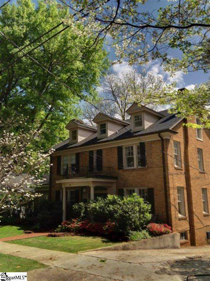 This 1928 home on Earle Street in downtown Greenville is listed for sale on realtor.com.