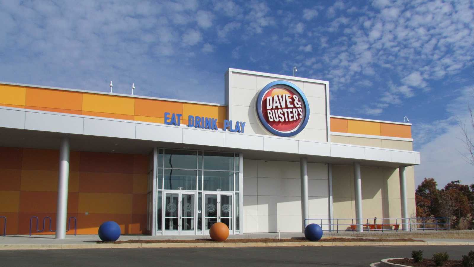 The new Dave & Buster's is on Woodruff Road.