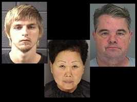 To see the mug shots of those arrested and wanted in the Upstate and WNC in December, click here.