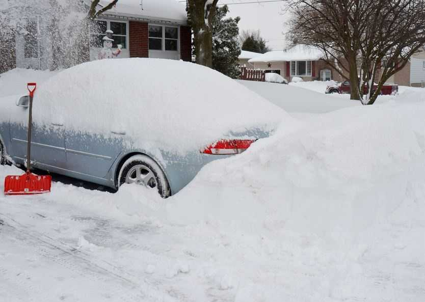 Every winter, about 1,200 Americans die from a heart attack or some other cardiac event during or after a big snowstorm, and shoveling is often the cause, according to the Harvard Medical School Family Health Guide