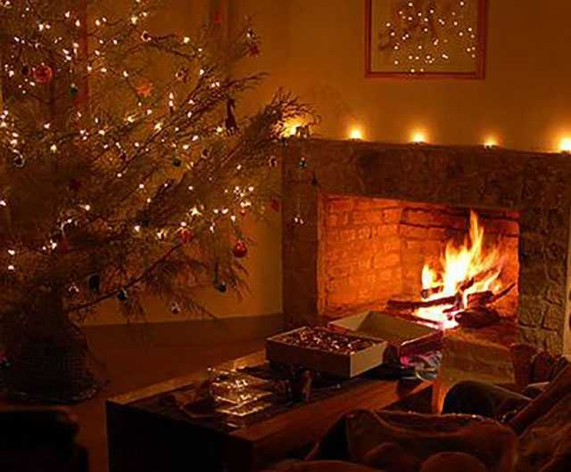 Keep your tree at least 3 feet away from any heat source, such as a fireplace, radiator, candles or lights.