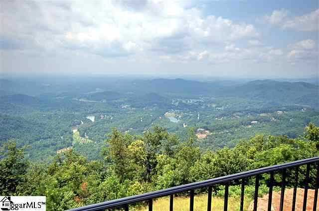 The Cliffs Valley home is located in Travelers Rest.