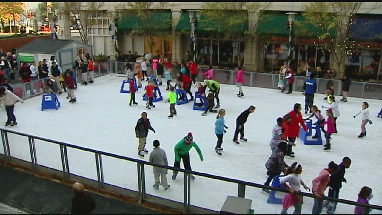 Ice on Main boosts downtown Greenville's economy