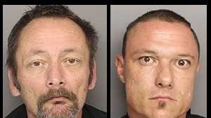 Donald Lynn Fleming, Daniel Earl Webb: Accused in string of ATM thefts